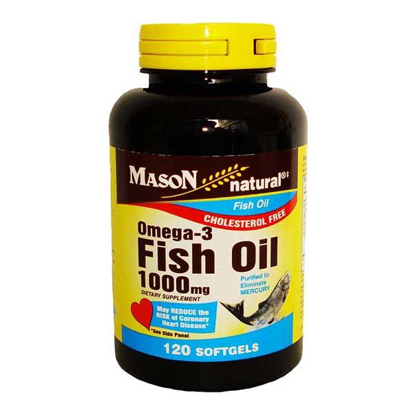 Omega 3 fish oil 1000mg mason vitamins bolivia for Fish oil para que sirve