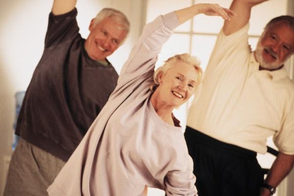 ejercici de ancianos